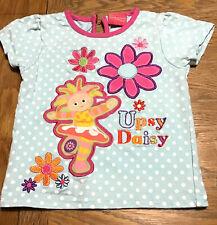 Girls In The Night Garden Upsy Daisy T-shirt, Size 12-18 Months.