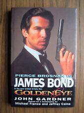 GOLDENEYE.JOHN GARDNER. TRUE 1st. EDITION. 1995.BOOK CLUB.ASS.HARDBACK