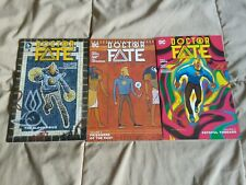 Doctor Fate Paul Levitz volumes 1 2 &3
