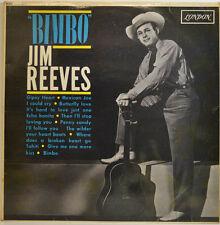 """JIM REEVES - BIMBO - LONDRES MONO HA ET 8015 MINT 12"""" LP (X 156)"""