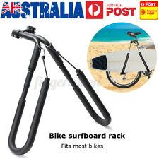 AU Stock Surfboard Bicycle Carrier Rack Bike Skimboard New Side Kiteboard Holder