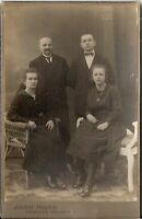 CAB photo Schönes Familienbild - Lichtenberg 1910er