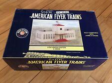 American Flyer/Lionel 6-49839 # 793 Union Station Illuminated NIB S & O