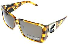 Gianfranco Ferre Sunglasses Women Tortoise Brown Rectangular GF957 02