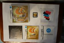 Pokemon edicion Oro Heartgold nintendo ds nds lite idioma español ESP 5979