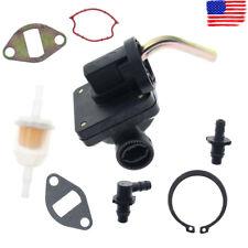 New Fuel Pump Set Kit For John Deere 7G18 G15 GS25 GS30 GS45 GS75 Mower AM133627