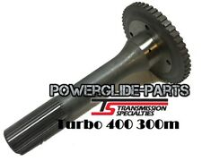 TSI Turbo 400 TH-400 T-400 NEW 300m Steel Output Shaft Aftermarket