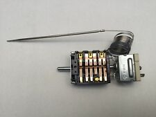 Genuine Chef Classic Oven Thermostat + Switch Eoc627S 94403148415 94403148416