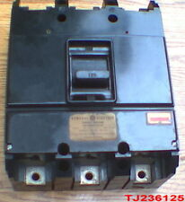 GE TJ236125 125 AMP 600 VOLT TJ Circuit Breaker