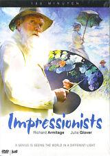 Impressionists (with Richard Armitage & Julia Glover) (DVD)