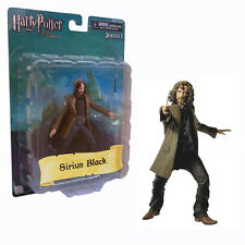 "NEW NECA Harry Potter SIRIUS BLACK Doll 7"" 17.5cm Order of the Pheonix Series 1"