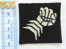 An Original Military WW2 6th Armoured Division Cloth Formation Badge (4626)