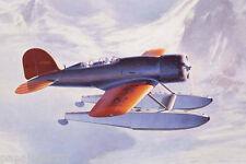 Model Airplane Plans (UC): Lockheed Sirius 1/6 Scale Floatplane (Musciano)