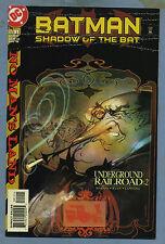 Batman Shadow of the Bat #91 1999 No Man's Land DC Comics v