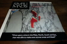 "SIMPLE MINDS - Vinyle Maxi 45 tours / 12"" !!! GHOSTDANCING !!! VS907-12 !!!"