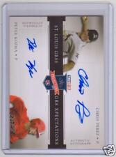 2008 TRISTAR ST LOUIS GR8S PETER KOZMA CHRIS PEREZ  EXPECTATIONS AUTO 45/50