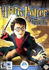 Harry Potter And The Chamber Of Secrets Mac CD-ROM EA Mac Macintosh Booklet