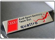 Audi Sport Team Goh Badge Emblem A3 A4 S3 S4 S6 RS3 RS4 Quattro RS TT s line
