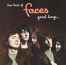 The Best of Faces: Good Boys...When They're Asleep... (CD, 1999, Rhino) VGC