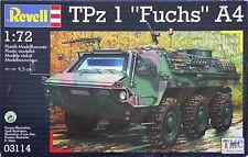"03114 revell 1/72 tpz 1 ""fuchs"" kit A4"