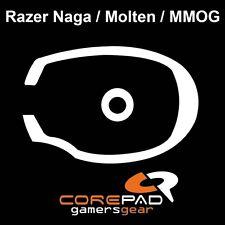 COREPAD Skatez Piedini del mouse Razer NAGA/Molten/MMOG