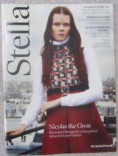 Nicolas Ghesquiere – Louis Vuitton - Stella magazine – 19 October 2014