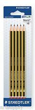 Staedtler Noris ® Set HB/5 Lápices/perfecta vuelta 2 la escuela/Alta Calidad/Fácil Afilar