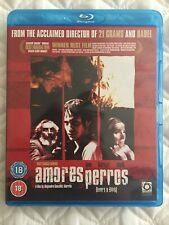 Amores Perros Blu-ray; Uk Import; Region B