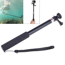 Telescoping Extendable Pole Handheld&Tripod Mount Selfie Stick for GoPro 4 3+ 3