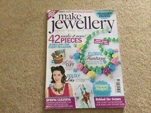 Make Jewellery Magazine - Full Of Ideas For Crafting Jewellery