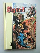 Sigurd 1 von 1983 Band 125-129