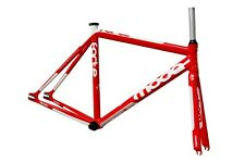 Moda Forte Alloy Frame & Carbon Fork Set - Single Speed / Track Bike
