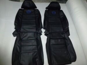 1991-1994 Toyota MR2 Leather Replacement Seat Covers