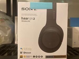 Sony WH-H910N On Ear Wireless Headphones - Black