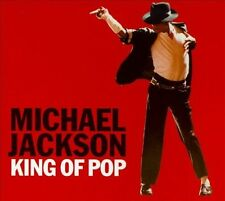 King of Pop by Michael Jackson (CD, Aug-2009, 2 Discs, Sony Music Entertainment)