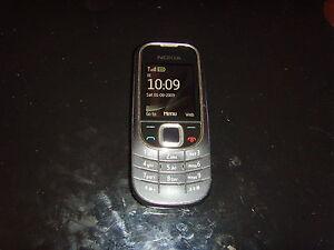 Nokia 2323 classic - Black (Unlocked) Mobile Phone