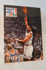 NBA CARD - Sky Box - NBA on NBC Series - Brad Daugherty - Cavaliers vs Nets.