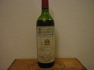 77er Chateau Mouton Rothschild Pauillac 75cl