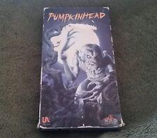 Pumpkinhead vhs 80's horror slasher