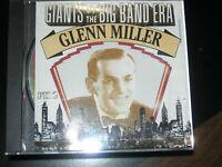 The Giants of the Big Band Era by Glenn Miller (CD, 1993, Pilz)