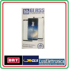 PELLICOLA PROTETTIVA  GLASS VETRO TEMPERATO SAMSUNG GALAXY S8 G950 FULL GLUE