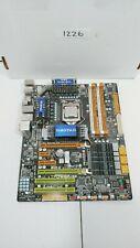 BIOSTAR TPOWER I55 Intel Socket 1156 P55 Motherboard #1226