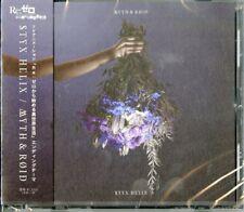 MYTH & ROID-RE:ZERO KARA HAJIMERU ISEKAI SEIKATSU (ANIME) OUTRO-JAPAN CD C15