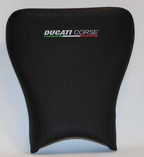 Ducati Corse Kunstlederbezug Carbonoptik 748,848,916,996,749,999,1098,1198,1199