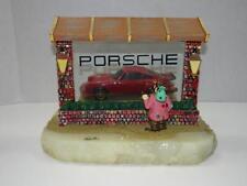 RON LEE CLOWN WISHFUL THINKING-PORSCHE CAR IN WINDOW AUTO LMTD NUMBERD