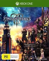 Kingdom Hearts 3 III Disney Pixar Family Kids Fun Game Microsoft XBOX One XB1