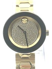 Movado Women's BOLD Watch with a Flat Dot Crystal Dial 3600492