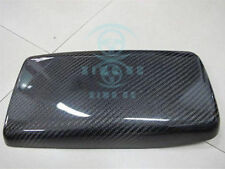 For Nissan GTR GTT Skyline R34 car Carbon Fiber RHD Centre Console Armrest cover