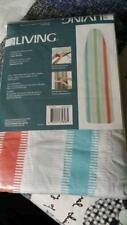 """J&J home fashion Extra-wide Ironing Board cover and Pad 18x48"""""""