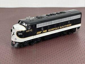 Bachmann HO Scale Locomotive Train Diesel Norfolk Southern 4270 F7 Engine C-7!!